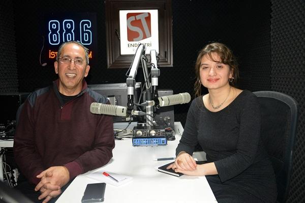 Polinet, ST Endüstri radyosunda, şirketimizin vizyonunu anlattı