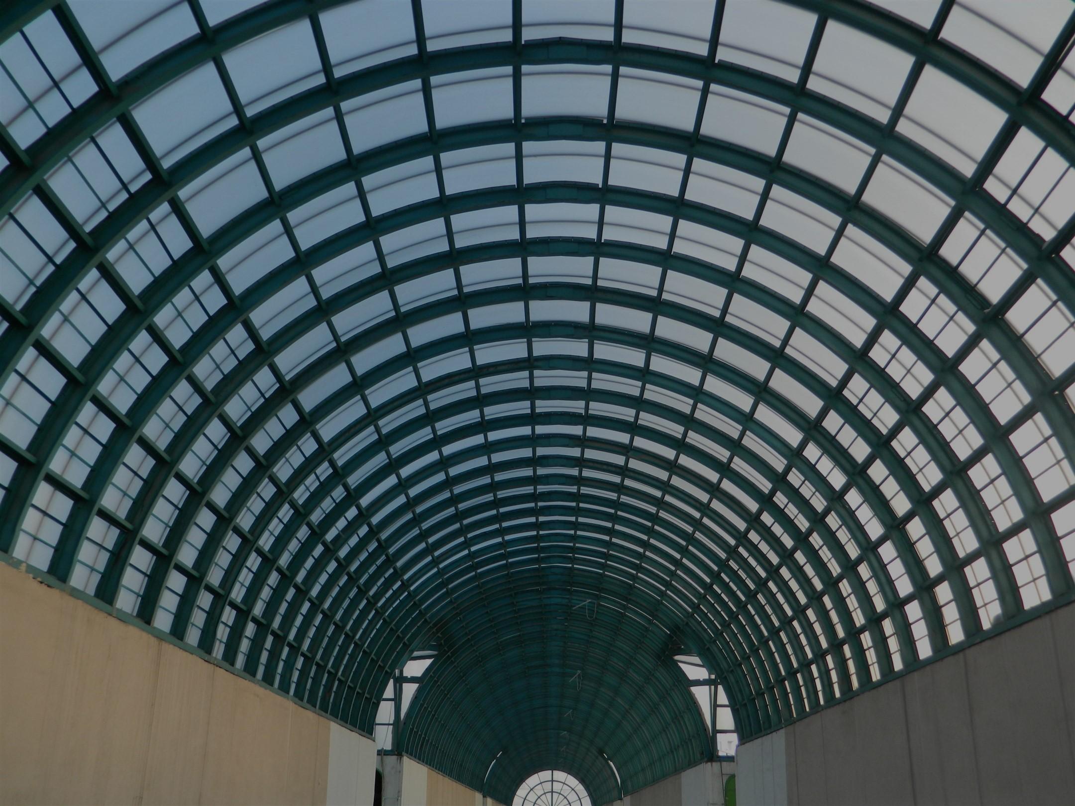 Çatı Sandviç Panel Arası Polikarbonat Panel Sistemleri
